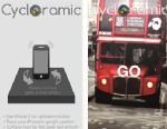 PHOTO: Cycloramic app