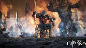 Photo: New video game takes player through the nine levels of hell