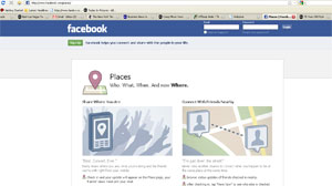 A Field Guide to Using Facebook Places