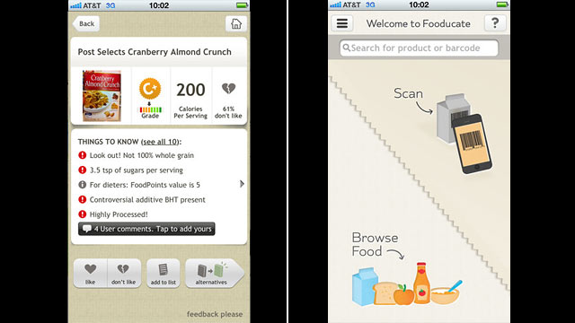 PHOTO: Runkeeper's app lets you track runs, bike rides and walks with GPS.