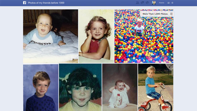 PHOTO: Facebooks Graph Search allows you to search more about your friends, including their interests and photos.