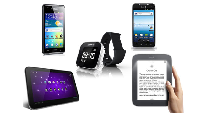 PHOTO: Gadgets of the Week