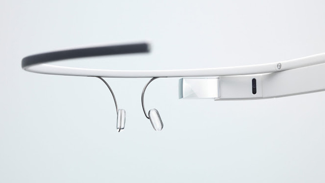 PHOTO: Google Glass