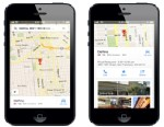 PHOTO:Google Maps App for iPhone