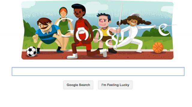Google Doodle: Amelia Earhart