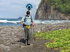 PHOTO: Google will lend out its Trekker, which captures photos of remote areas, to third party organizations.