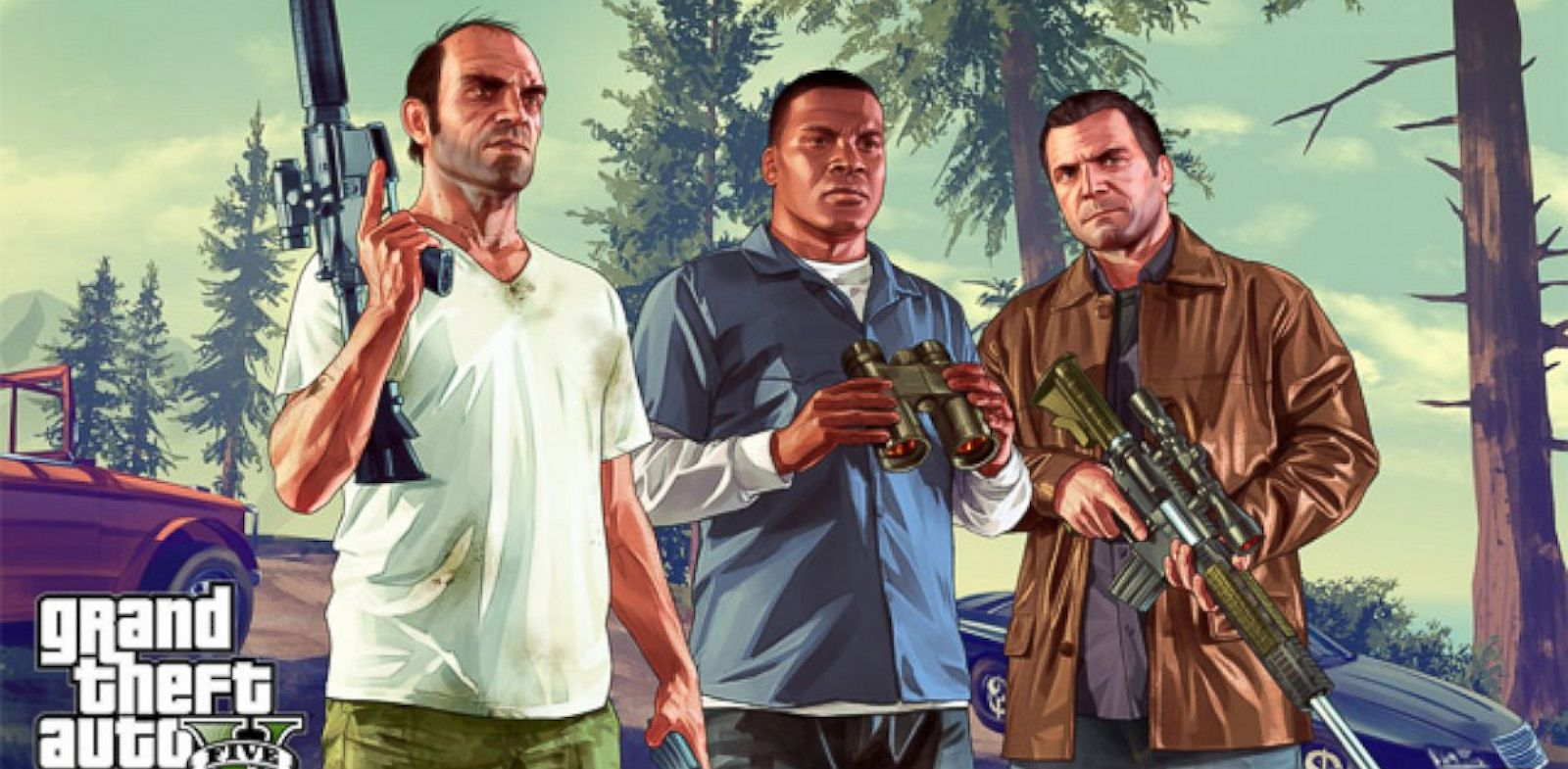 PHOTO: Grand Theft Auto V
