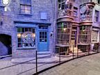 PHOTO: The shops of Diagon Alley from Harry Potter are now on Google Maps Street View.