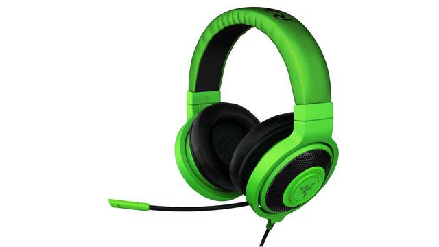 PHOTO: Razer Kraken Gaming Headset