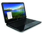 PHOTO: HPs Pavilion 14 Chromebook runs Chrome OS.