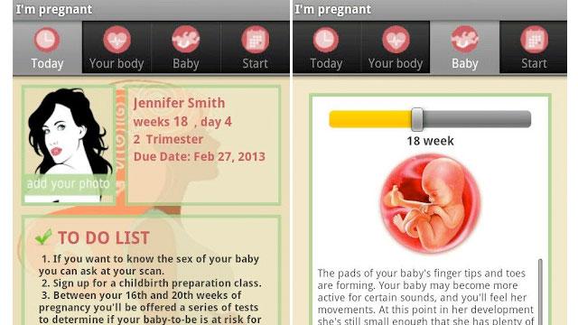 PHOTO:I'm Pregnant