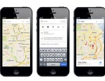 PHOTO: Google Maps for iPhone