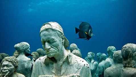 ht jason deCaires taylor 04 jp 110831 wblog Jason de Caires Taylor: Underwater Photography