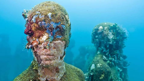 ht jason deCaires taylor 11 jp 110831 wblog Jason de Caires Taylor: Underwater Photography