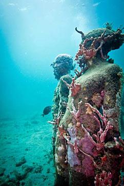 ht jason deCaires taylor 12 jp 110831 vblog Jason de Caires Taylor: Underwater Photography