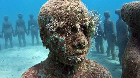 ht jason deCaires taylor 16 jp 110831 wblog Jason de Caires Taylor: Underwater Photography