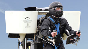 Photo: Buy Your Very Own Jetpack: Segway of the Sky Can Fly for 30 Minutes on Five Gallons of Gas