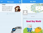PHOTO: Lango, formerly Zlango, is a social networking app that allows users to send text messages with current, culturally relevant emoticons.