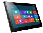 PHOTO: Lenovos ThinkPad Tablet 2 runs Windows 8, has an Intel processor, and has a stylus.