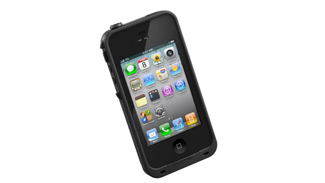 PHOTO: The LifeProof iPhone case is seen here in this undated photo.