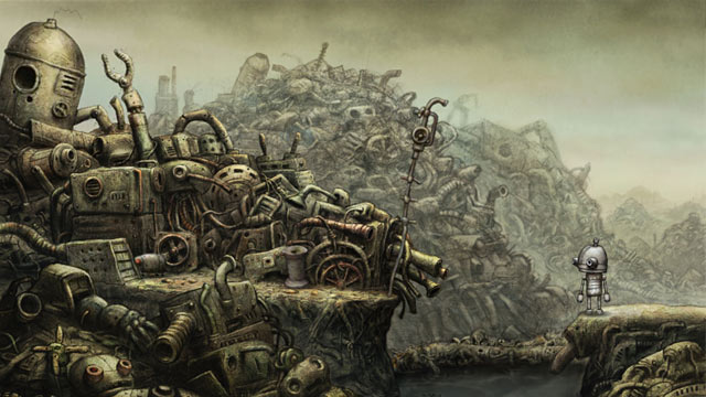 PHOTO: Machinarium