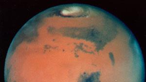 PHOTO MARS NASA HUBBLE