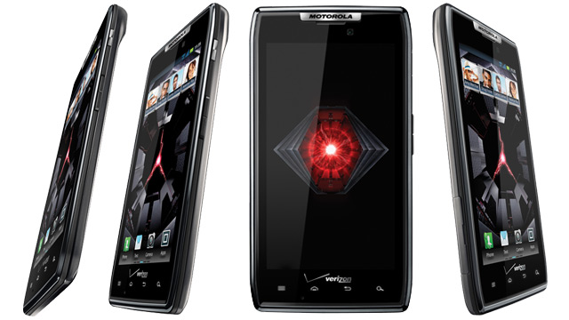 PHOTO: Motorola Droid Razr