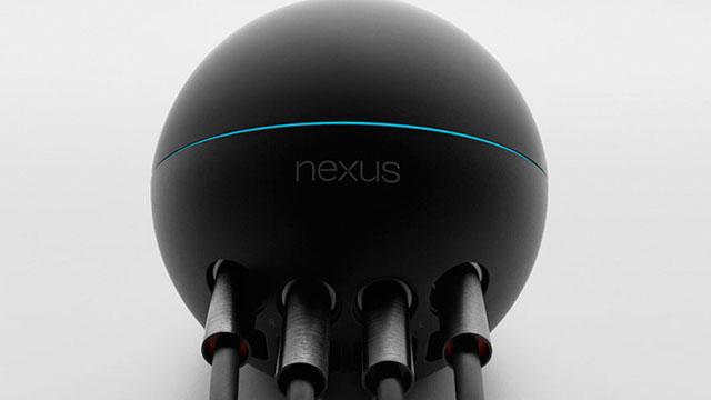 PHOTO: Google Nexus Q