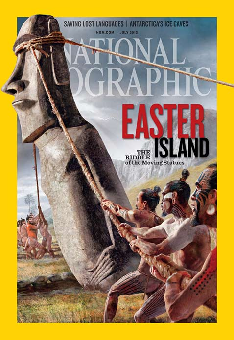 ht ngm july 2012 cvr 01 ll 120621 vblog The Riddle of The Statues of Easter Island, Solved?