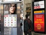 PHOTO: Some New York City phone booths are being remodeled with touchscreens and WiFi.