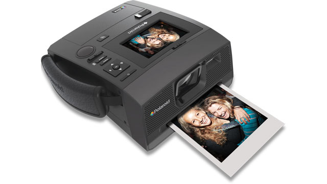 PHOTO: Polaroids new camera, the Z340, merges digital and instant photography.