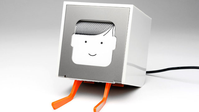 PHOTO:The Little Printer