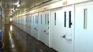 San Quentin death row