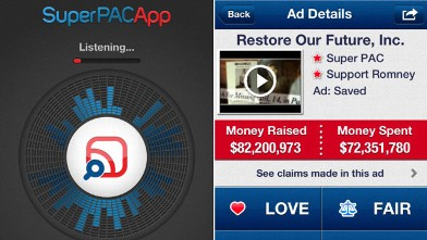 PHOTO: SuperPac App