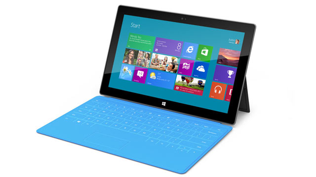 PHOTO: Microsoft's Surface Tablet Coming This Fall