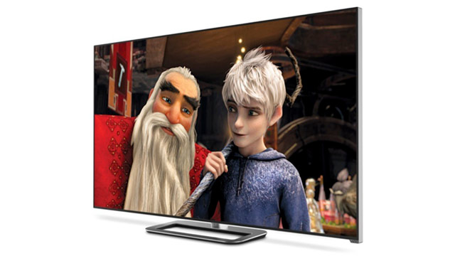 """PHOTO: Vizios XVT Series Ultra High-Definition 70"""" Razor LED Smart TV will be released in the third quarter of 2013."""