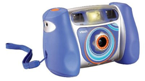 PHOTO The Vtech-Kidizoom Plus Digital Camera is shown.