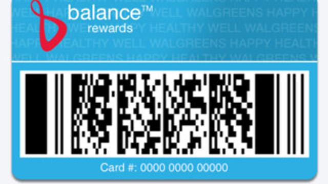PHOTO: Walgreens app
