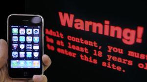 iphone porn