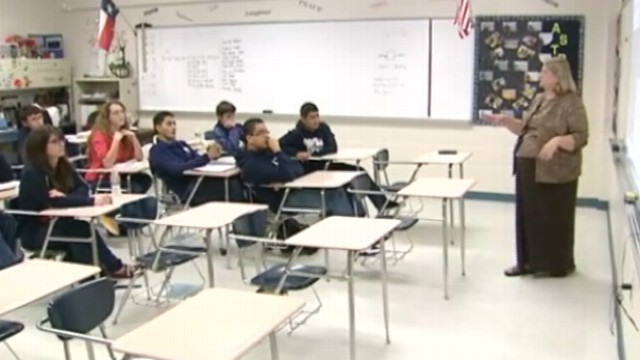 "VIDEO: Rural teens win right to name asteroid ""Madisonvillehigh."""