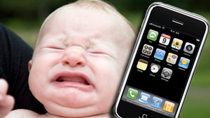 iPhone App Translates Baby Crying