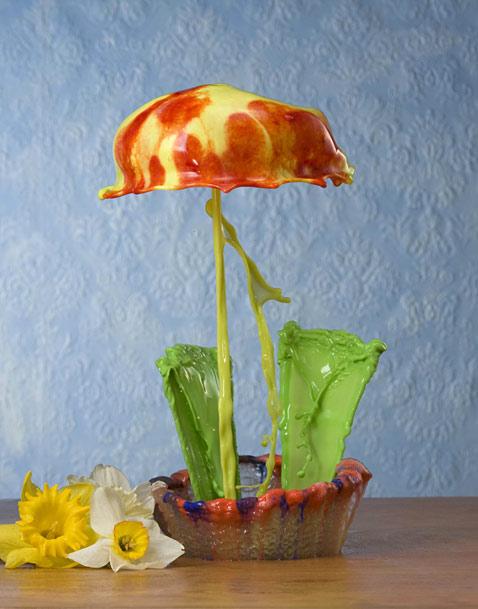sn flower paint 6 ll 120530 vblog Liquid Flowers: Jack Longs Splash Photography