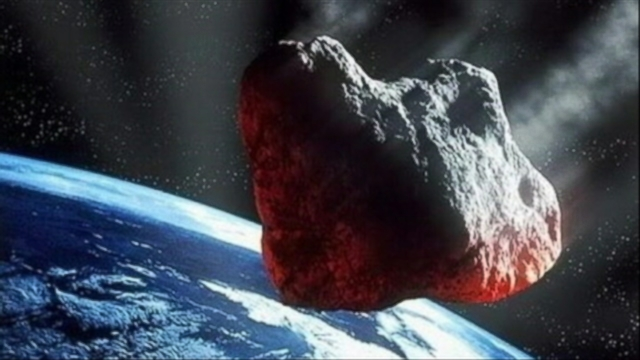 VIDEO: The recently-discovered asteroid will come closer to the Earth than our Moons orbit.