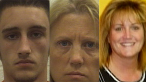 Mother and son face death penalty for murder of neighbor
