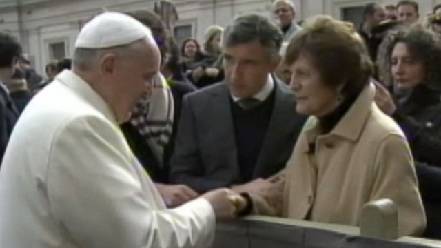 VIDEO: Sunday Spotlight: Philomena and the Pope