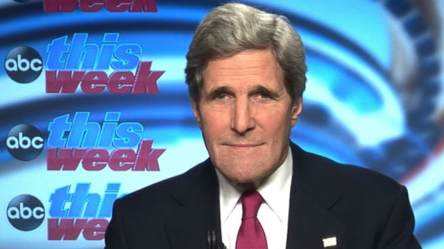 VIDEO: This Week: John Kerry