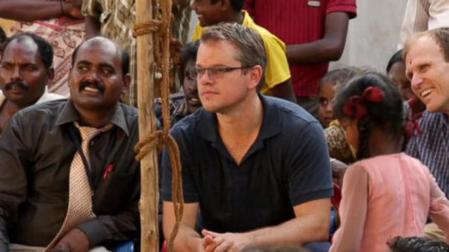 VIDEO:This Week Sunday Spotlight: Matt Damon