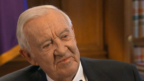 VIDEO: George Stephanopoulos goes one-on-one with retired Supreme Court Justice John Paul Stevens.