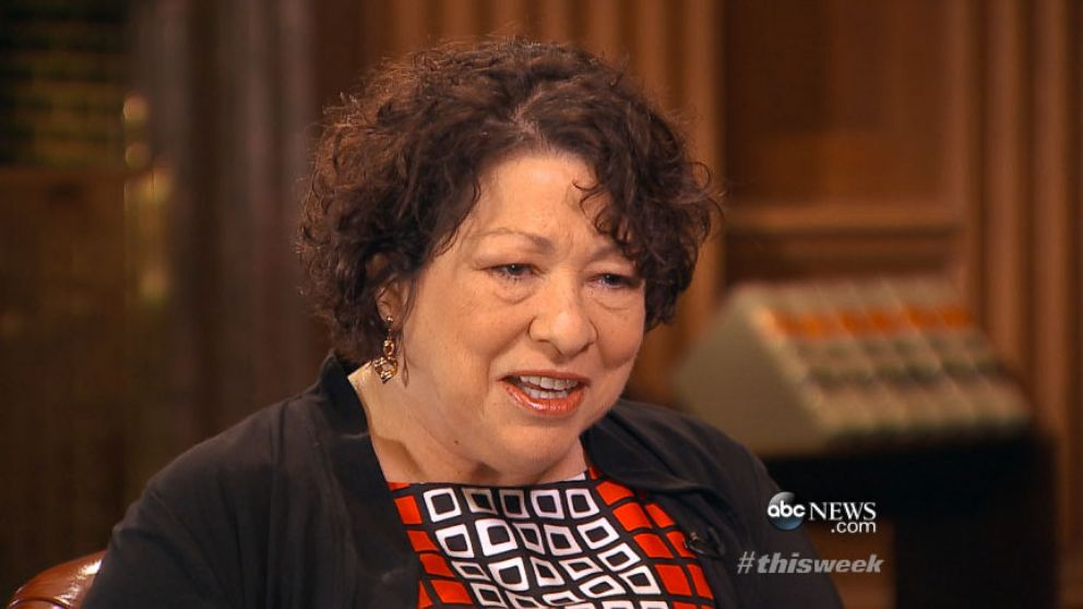 VIDEO: This Week: Justice Sonia Sotomayor