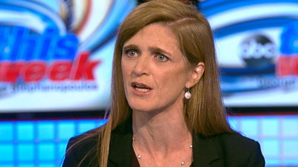 VIDEO: Samantha Power on This Week